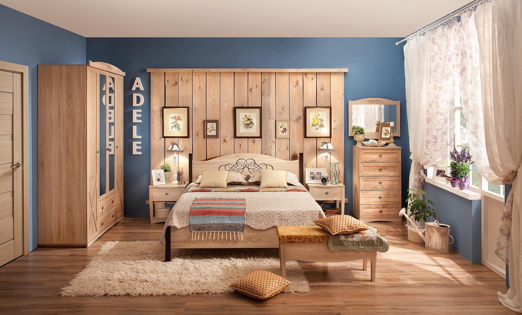 Спальня adele (5501200210012) - за 40120 рублей (22 ноября 2.